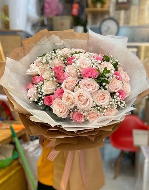 Shop hoa tươi đường Hồ Tùng Mậu Thành phố Hà Nội