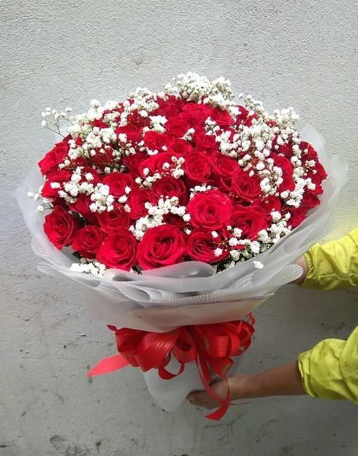 Shop hoa tươi đường Hồ Tùng Mậu