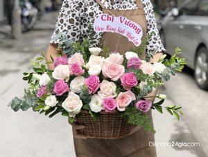 Shop hoa tươi đường Kim Mã Thành phố Hà Nội