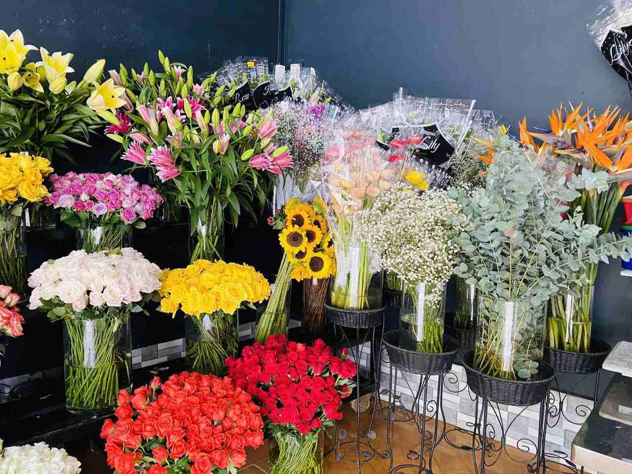 Shop hoa tươi tại Bắc Từ Liêm