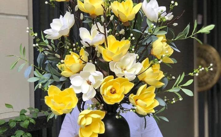 Tiệm hoa đẹp hà nội