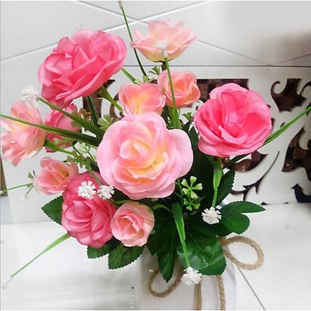cửa hàng hoa giả đẹp ở hà nội