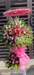 hoa chia buồn giá rẻ phúc thọ ha nội
